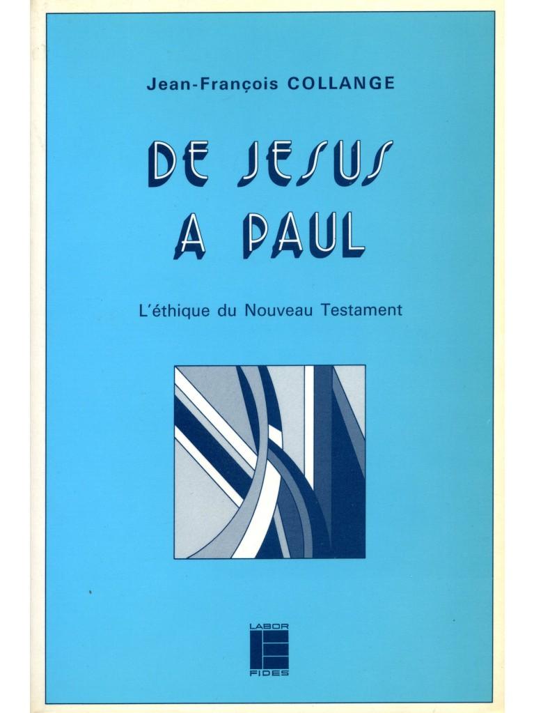 De Jésus à Paul (épuisé)