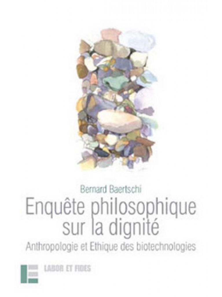Enquête philosophique sur la dignité – Titre imprimé à la demande