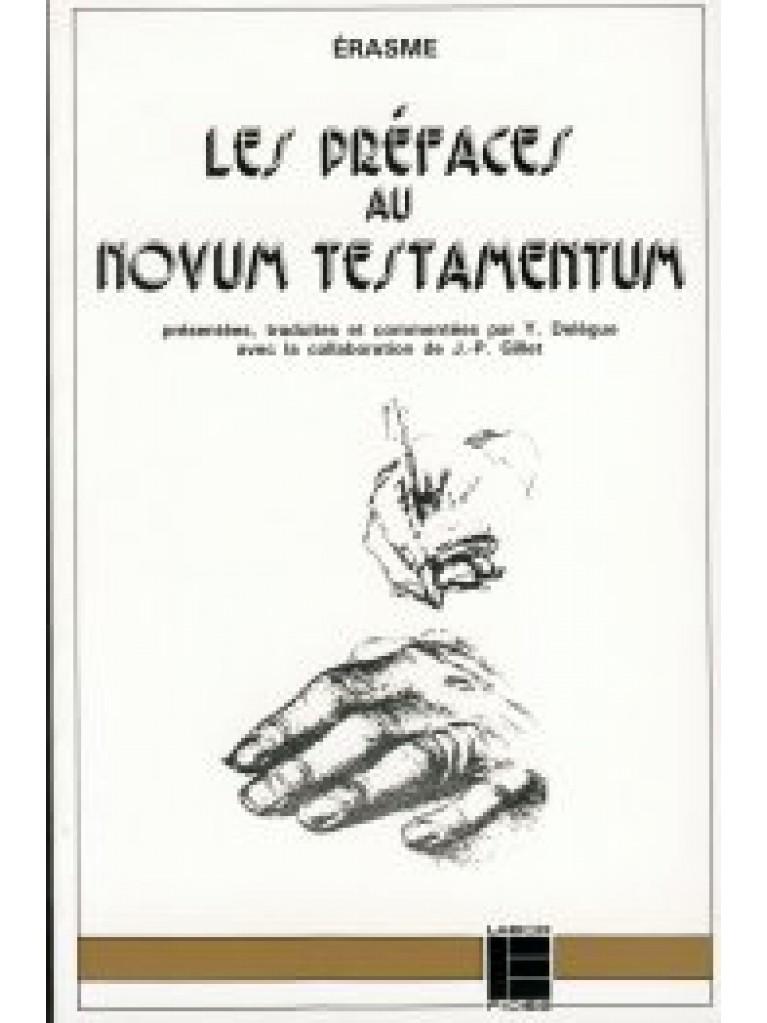 Préfaces au Novum Testamentum (1516)