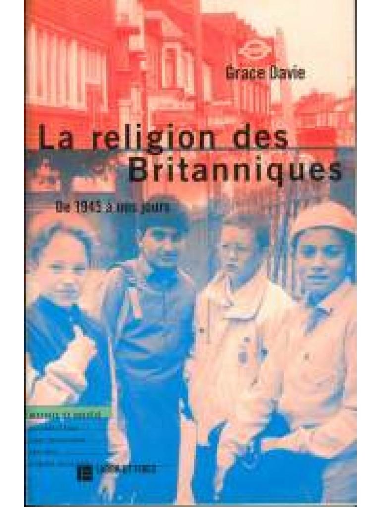 La religion des Britanniques