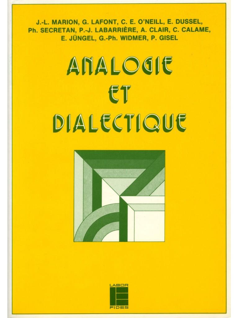 Analogie et dialectique