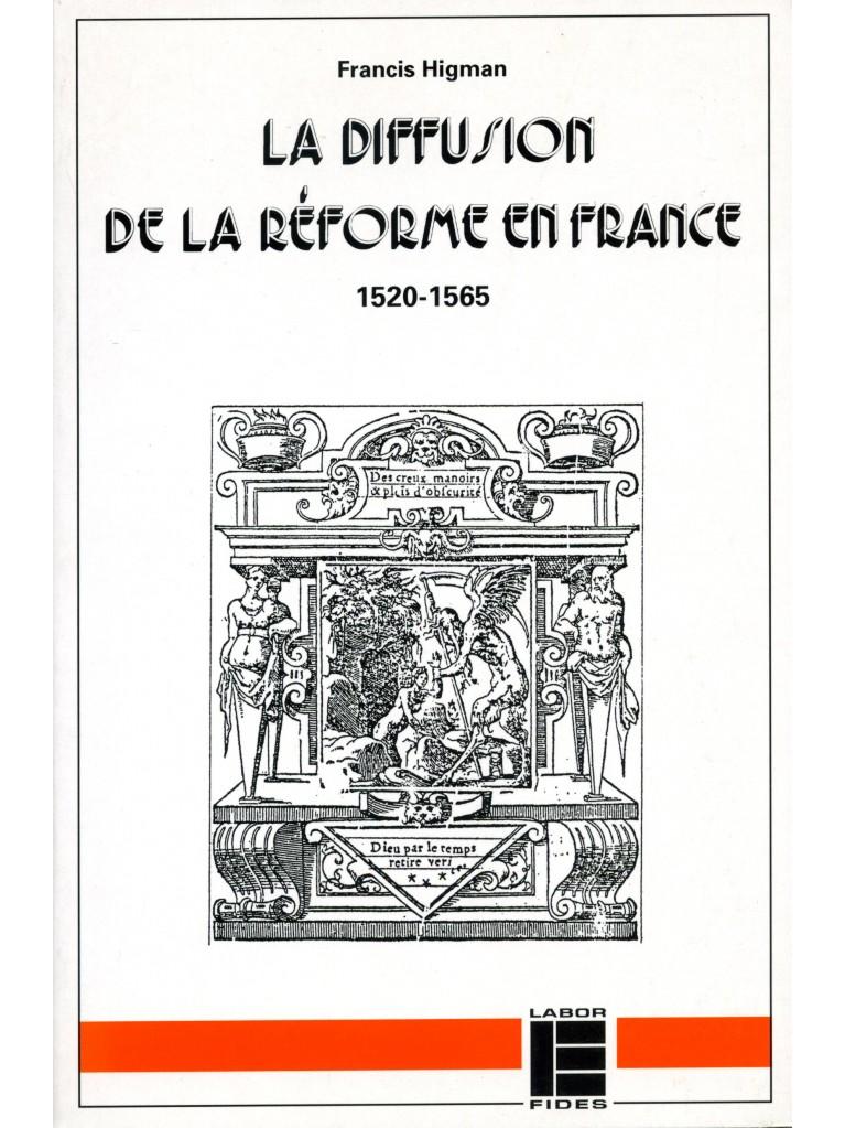 La diffusion de la Réforme en France