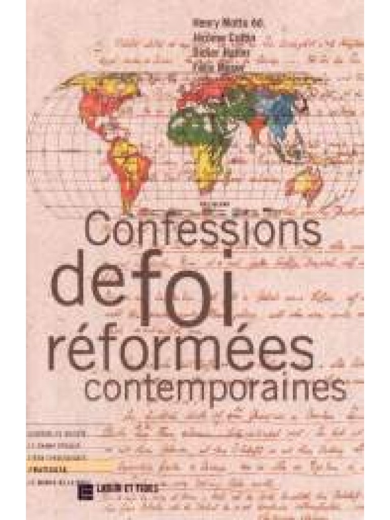 Confessions de foi réformées contemporaines - Titre imprimé à la demande