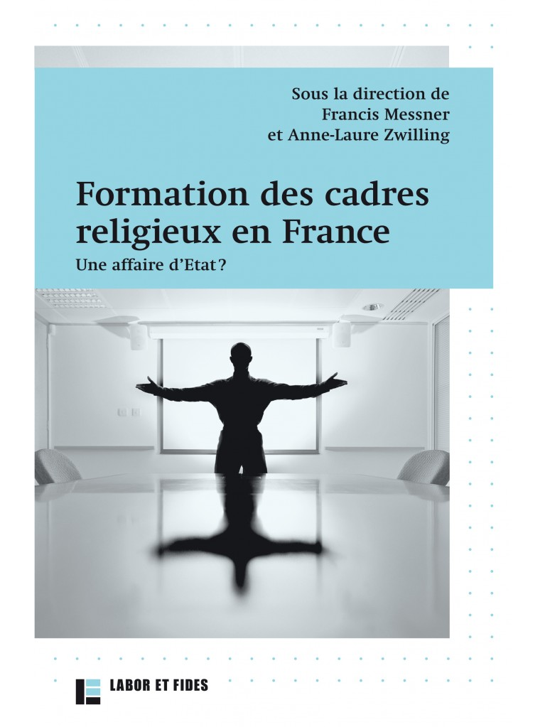 Formation des cadres religieux en France