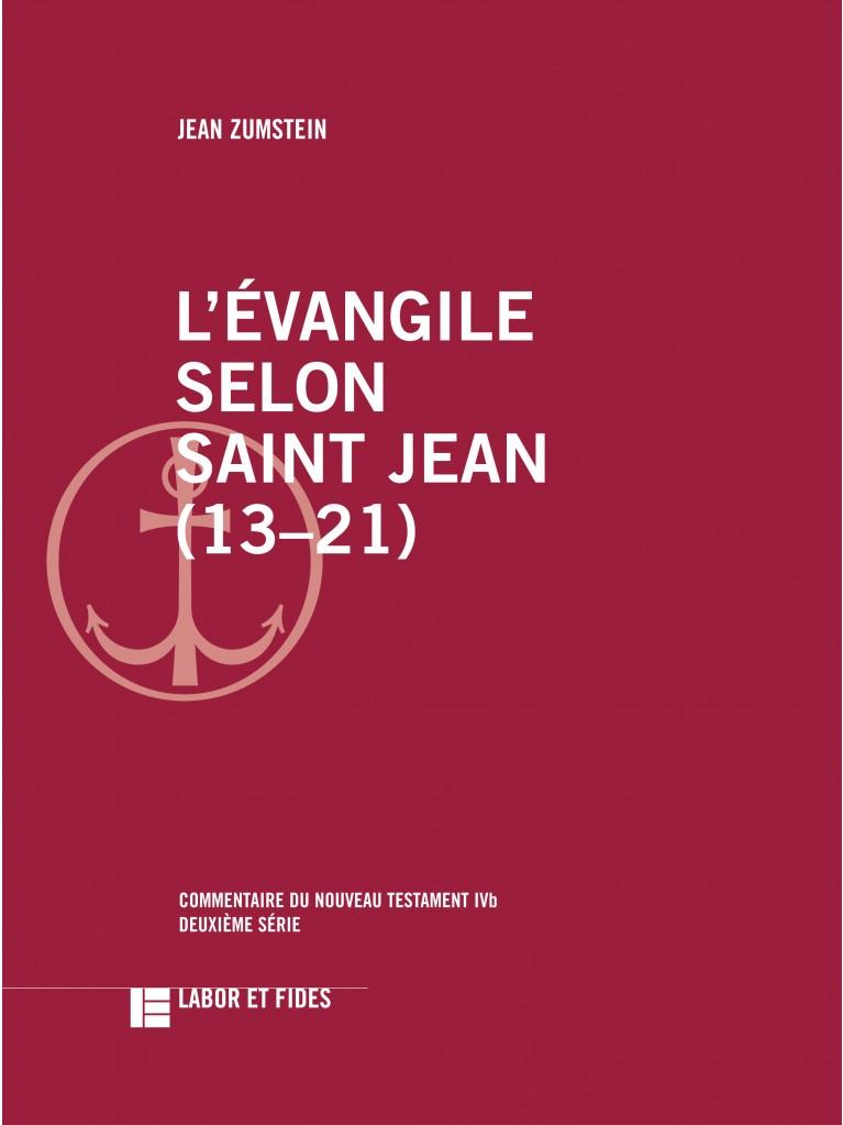 L'évangile selon saint Jean (13–21)