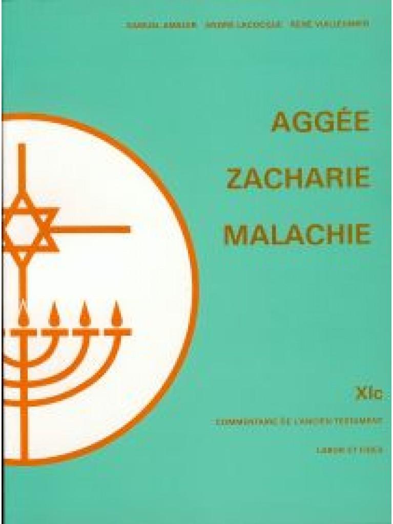 Aggée, Zacharie, Malachie (épuisé)