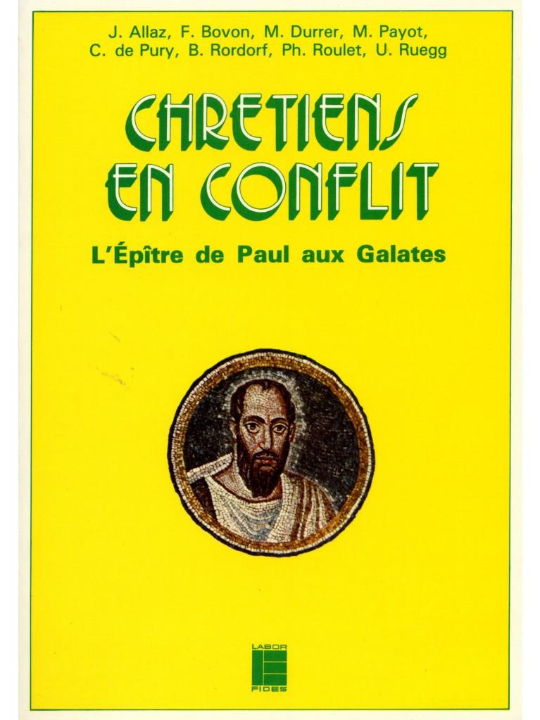 Chrétiens en conflit (épuisé)