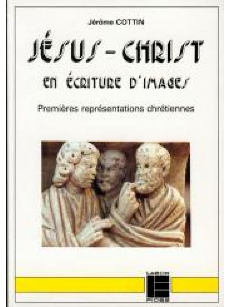 Jésus-Christ en écriture d'image