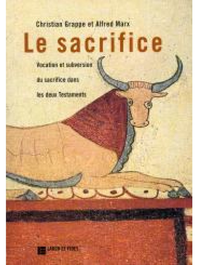 Le Sacrifice (épuisé)