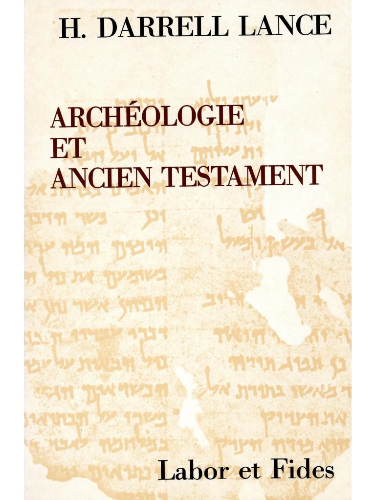 Archéologie et Ancien Testament