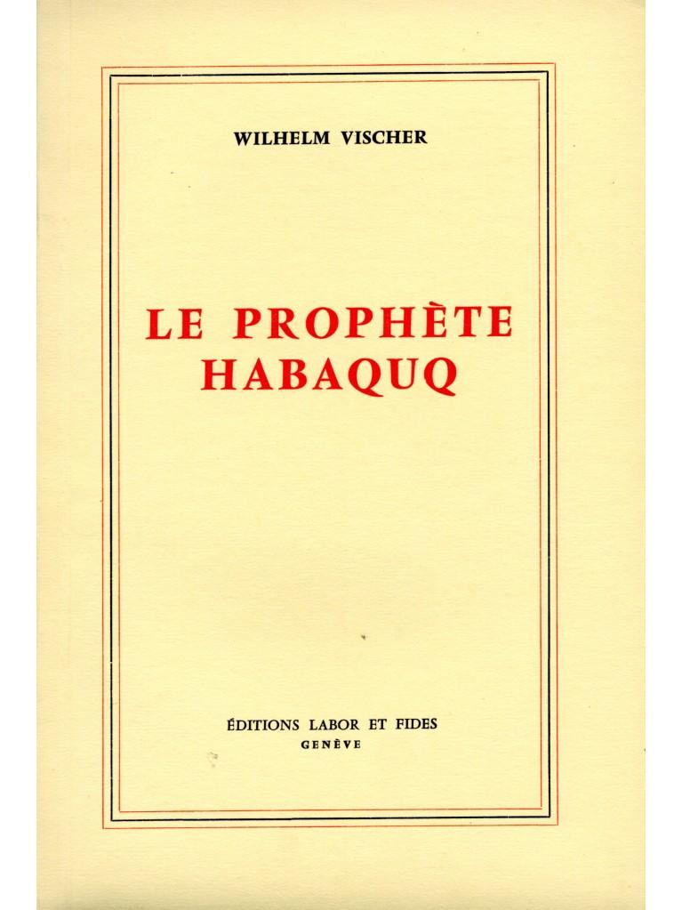 Le prophète Habaquq