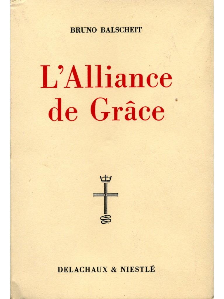 L'Alliance de Grâce (épuisé)