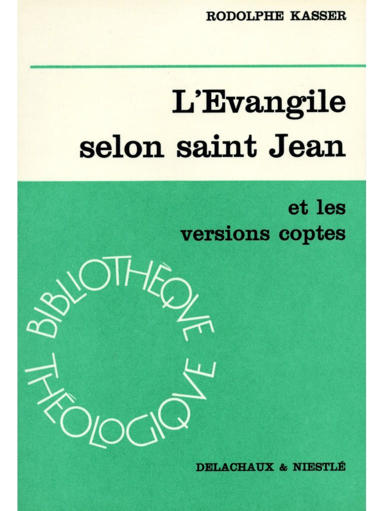 L'évangile selon saint Jean et les versions coptes