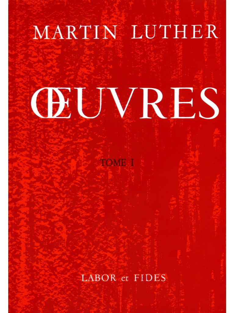 Oeuvres choisies, tome 01 (broché)