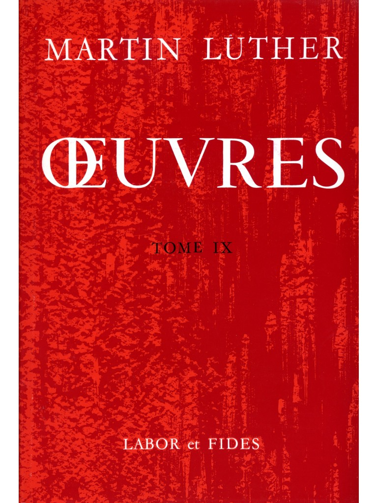 Oeuvres choisies, tome 09 (relié)