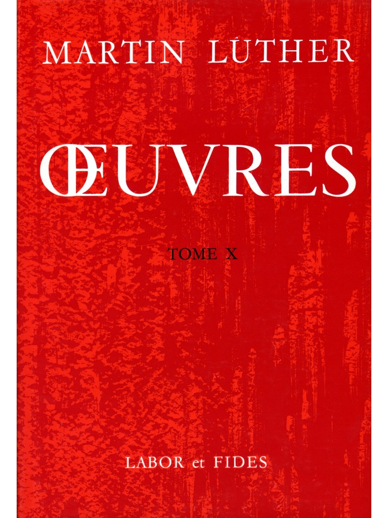 Oeuvres choisies, tome 10 (broché)