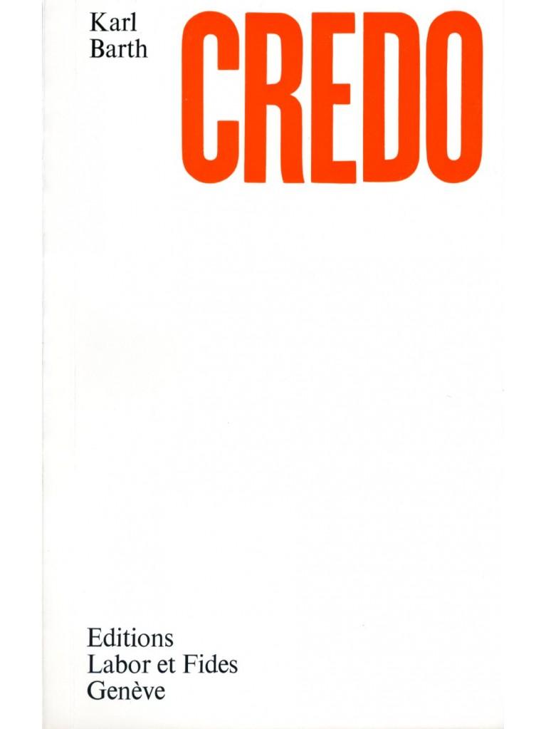 Credo (épuisé)