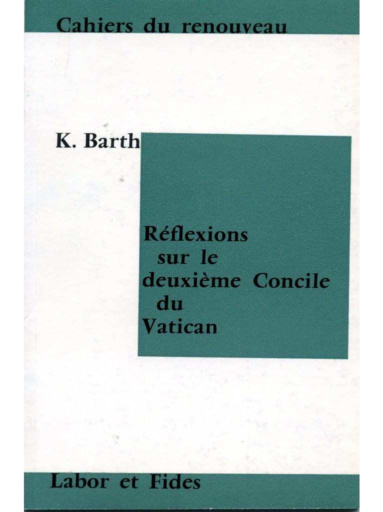 Réflexions sur le 2e Concile du Vatican