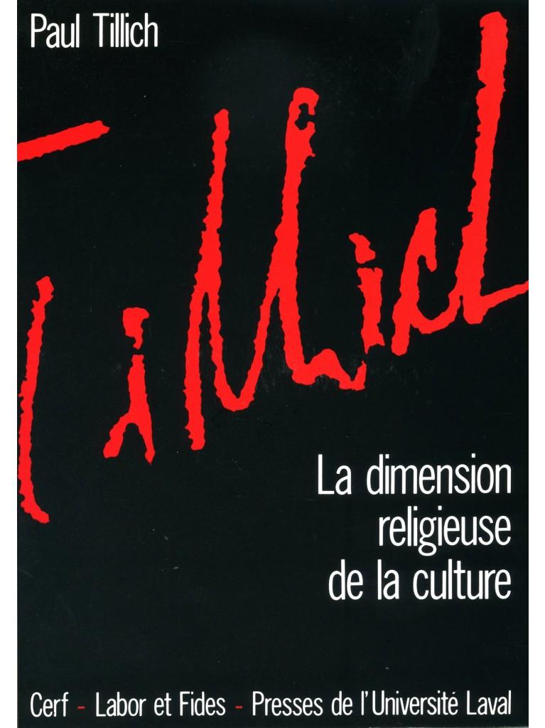 La dimension religieuse de la culture