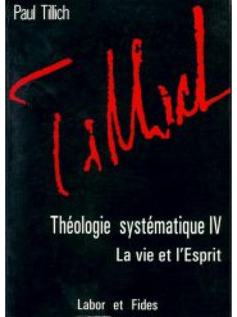 Théologie systématique IV