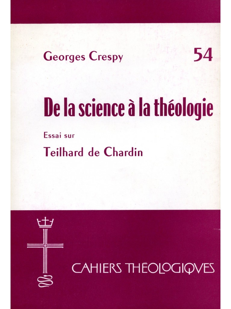 De la science à la théologie