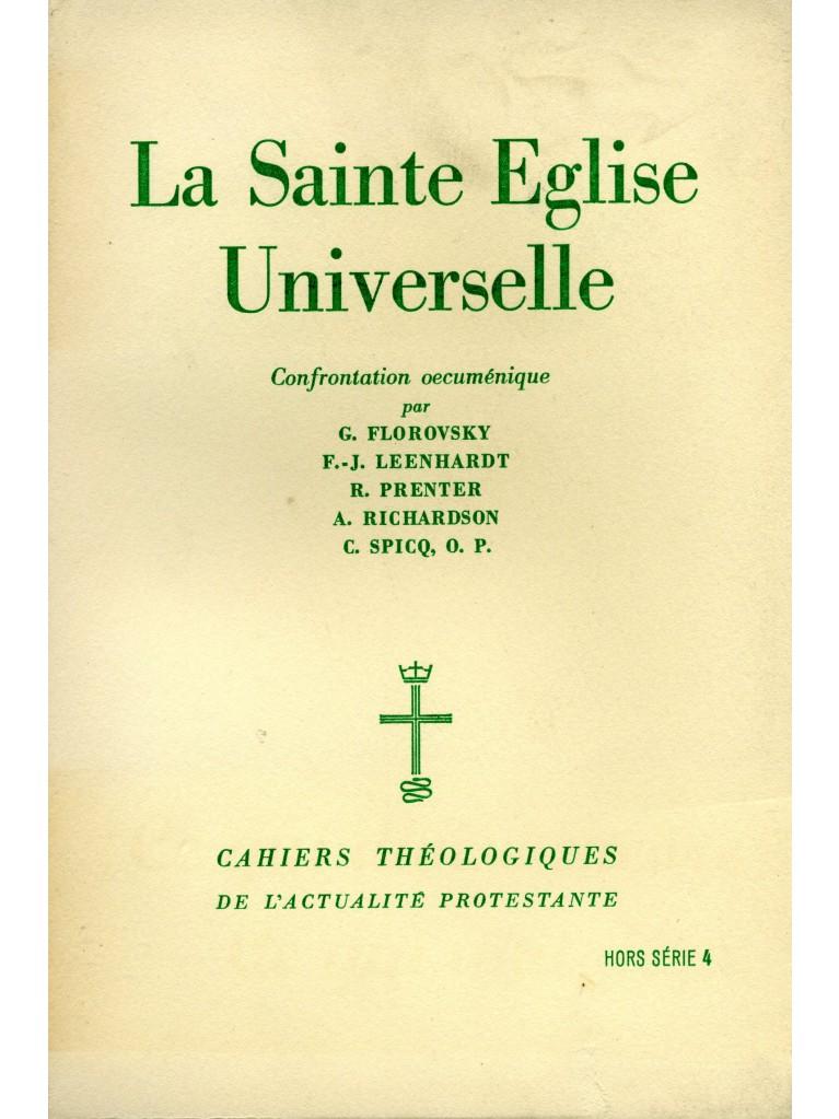 La sainte Eglise universelle