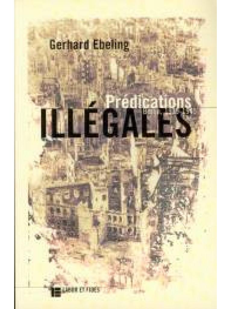 Prédications illégales