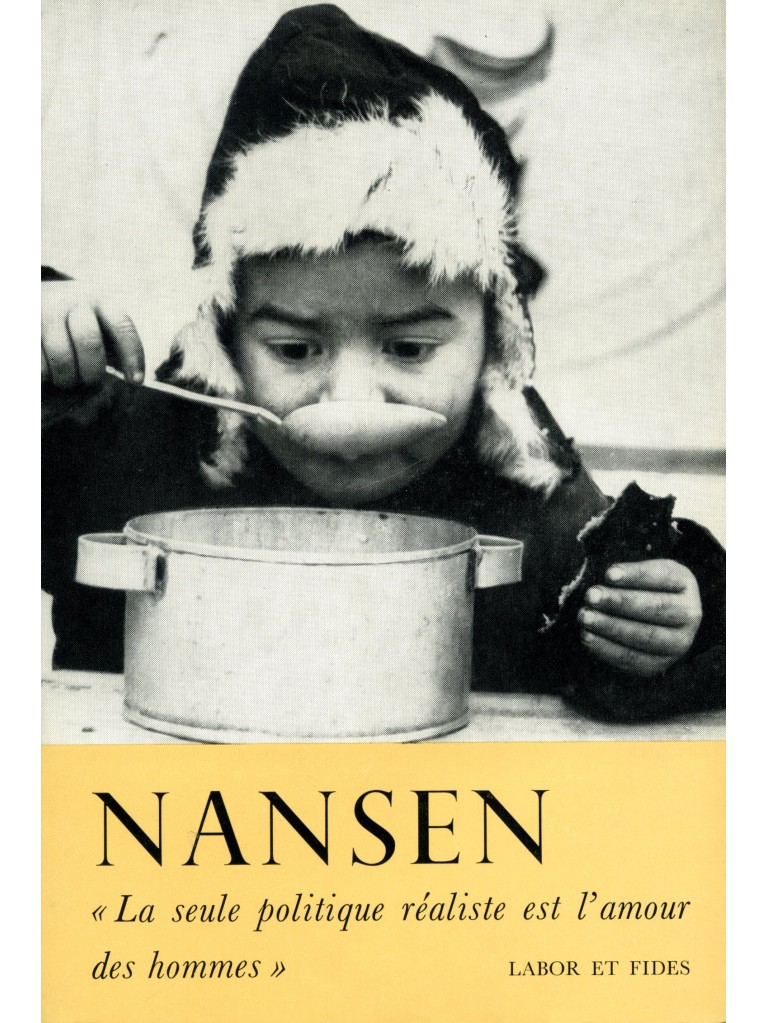 Fridtjof Nansen (épuisé)