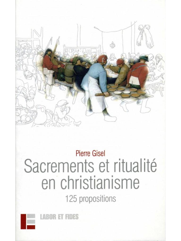 Sacrements et ritualité en christianisme