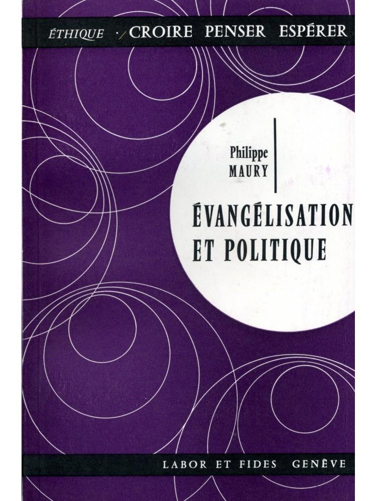 Evangélisation et politique