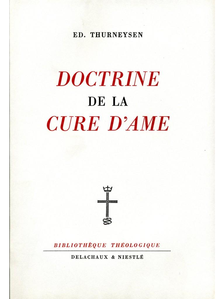 Doctrine de la cure d'âme (épuisé)