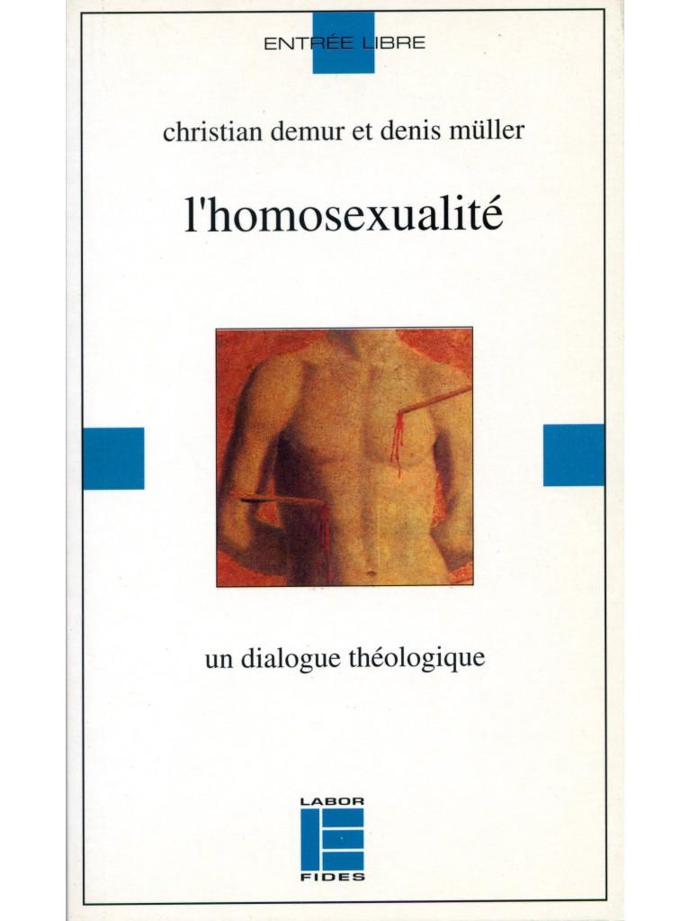 L'homosexualité (épuisé)
