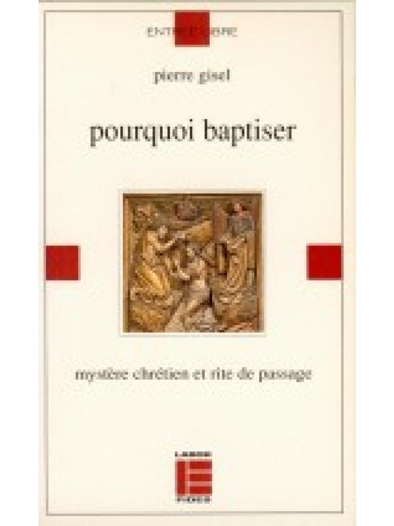 Pourquoi baptiser