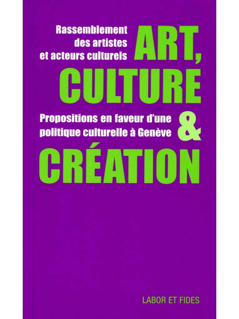 Art, culture et création