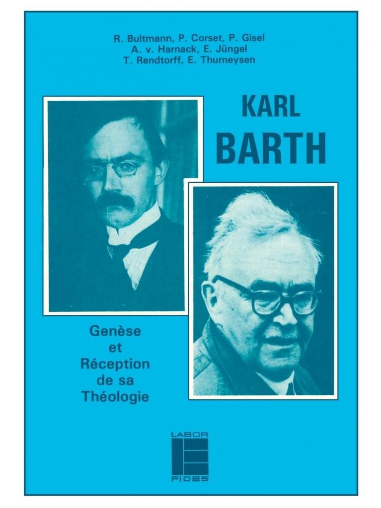 Karl Barth – Titre imprimé à la demande