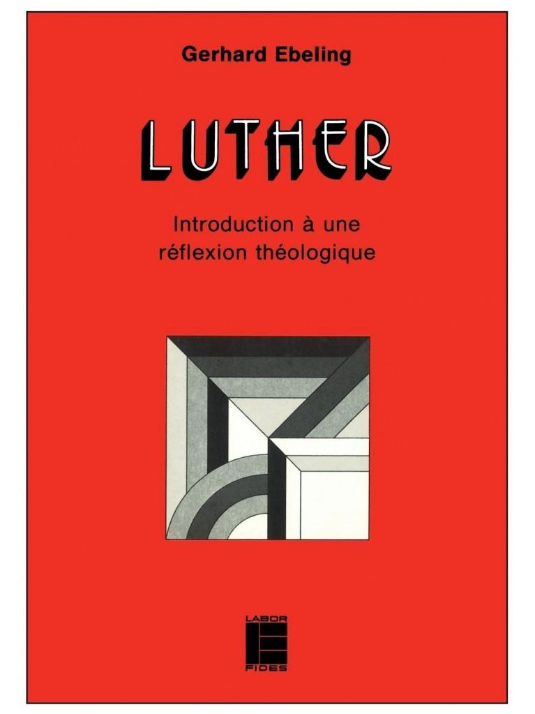 Luther – Titre imprimé à la demande