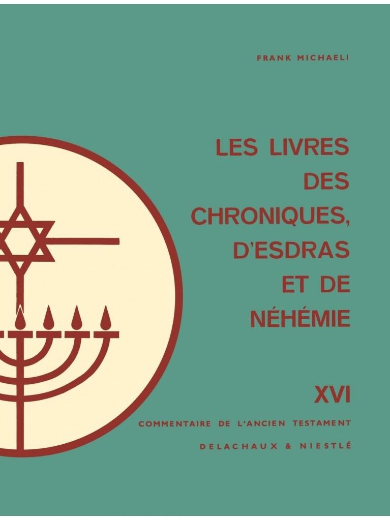 Livres des Chroniques, d'Esdras et de Néhémie - Titre imprimé à la demande