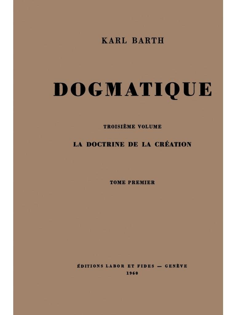 Dogmatique, tome 10 (broché) – Titre imprimé à la demande