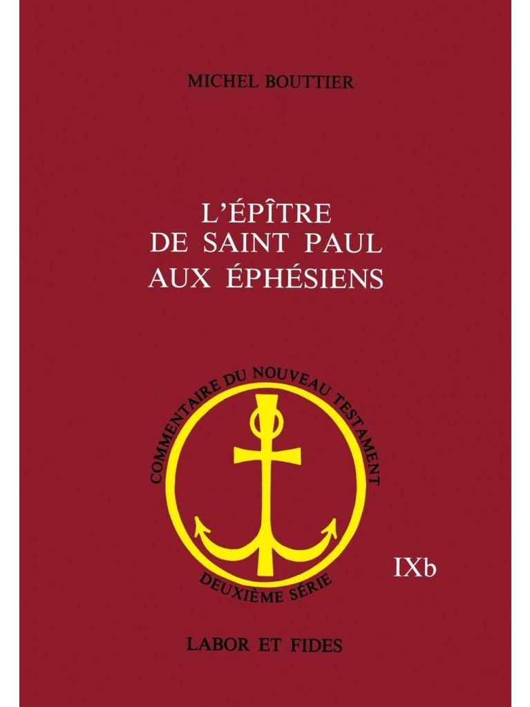 L'Epître de saint Paul aux Ephésiens – Titre imprimé à la demande