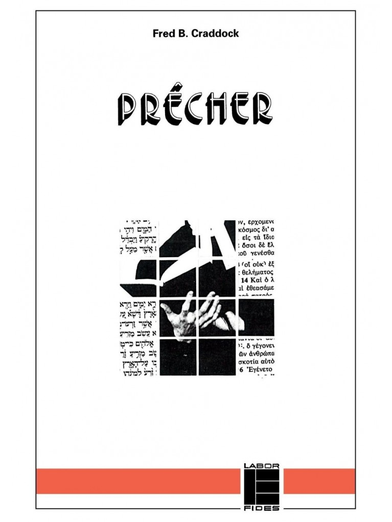 Prêcher – Titre imprimé à la demande