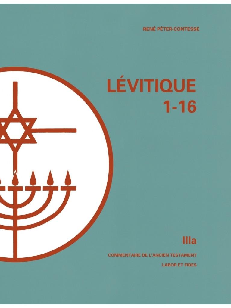 Lévitique 1–16 - titre imprimé à la demande