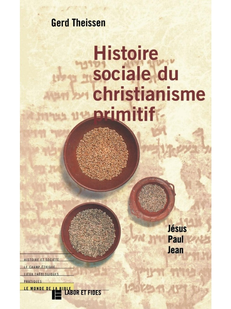 Histoire sociale du christianisme primitif