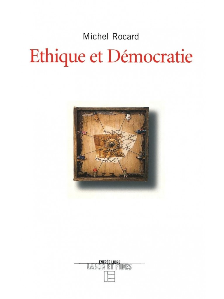 Ethique et démocratie – Titre imprimé à la demande