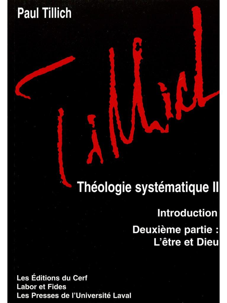 Théologie systématique II