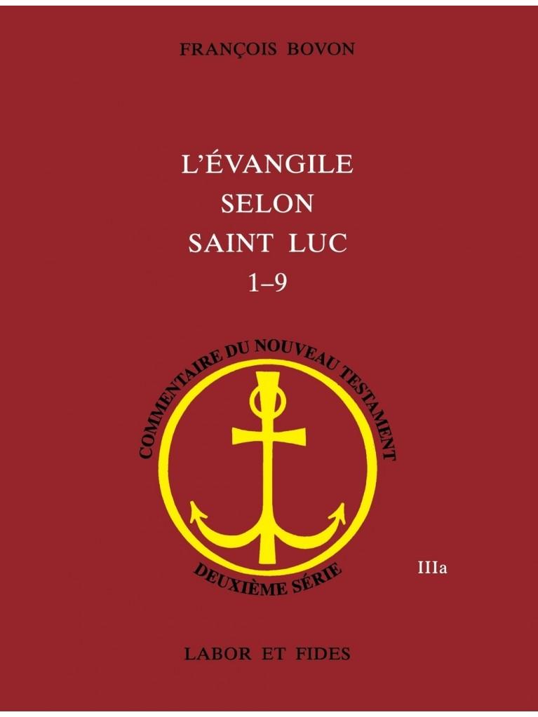 L'évangile selon saint Luc (1,1–9,50) – Titre imprimé à la demande