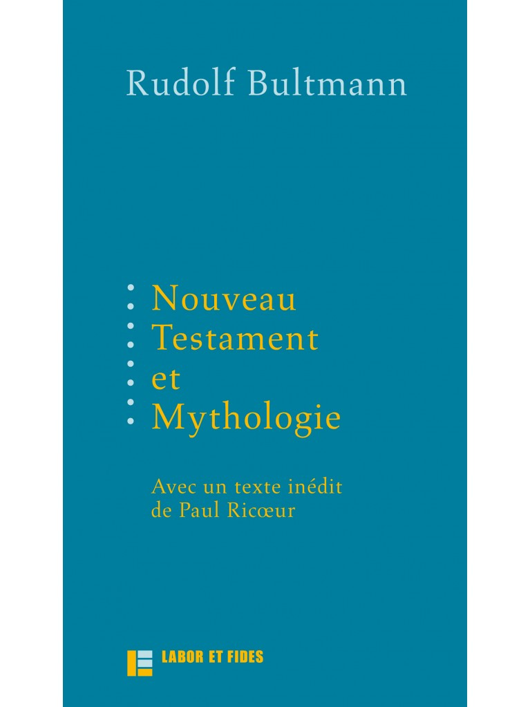 Nouveau Testament et Mythologie