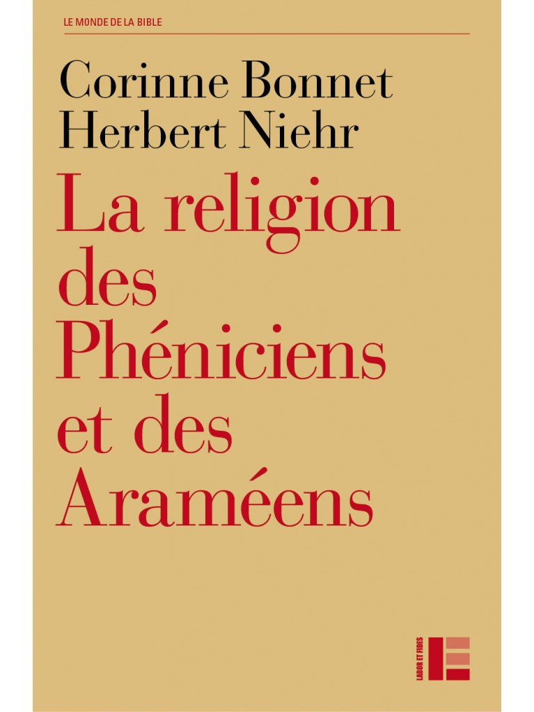 La Religion des Phéniciens et des Araméens