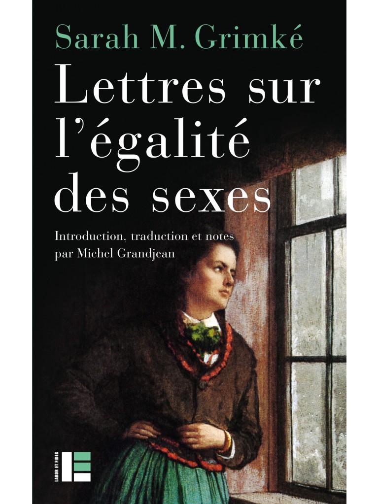 Lettres sur l'égalité des sexes