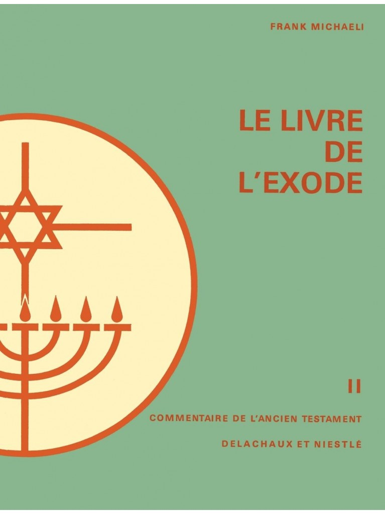 Le Livre de l'Exode - Titre imprimé à la demande