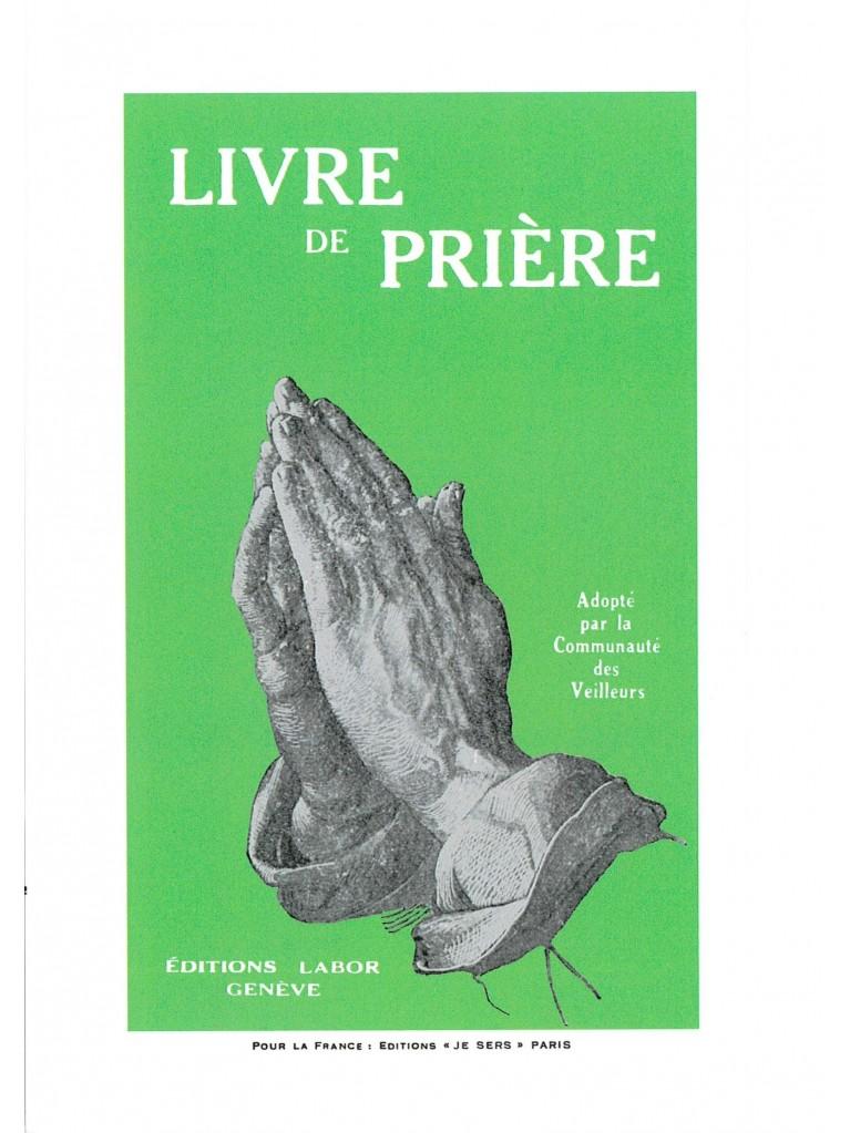 Le livre de prière - Titre imprimé à la demande